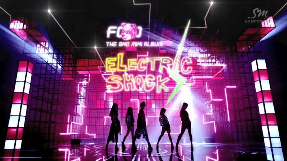 [kpop] f(x) : E~ E~ E~ Electric Shock